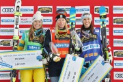 Podium in Schweden