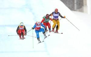 FREE STYLE - FIS WC Val Thorens, Skicross, Damen