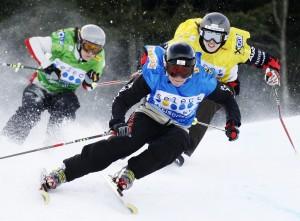 FREESTYLE SKIING - FIS Ski Cross WC Kreischberg, Damen