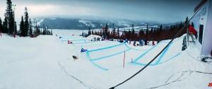 FREE STYLE - FIS WC Aare, Ski Cross, Herren, Quali