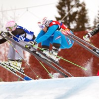 FREE STYLE - FIS WC Aare, Ski Cross