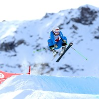 FREE STYLE - FIS WC Val Thorens, Skicross, Damen, Quali