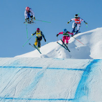 FREESTYLE SKIING - FIS WC Arosa