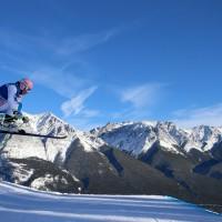 FREE STYLE - FIS Skicross WC Nakiska