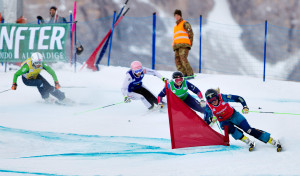 FREESTYLE SKIING - FIS SX WC Innichen
