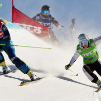 FREESTYLE SKIING - FIS SX WC Idre