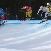 SKICROSS - FIS SX WC Naksika
