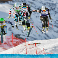 FREESTYLE SKIING - FIS SX WC Val Thorens