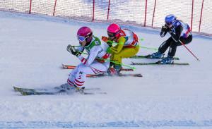 FREE STYLE - FIS SX WC Montafon