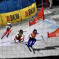 ALPINE SKIING - FIS SX WC Arosa